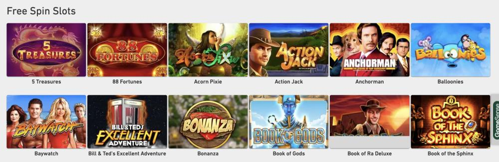 playnow free spin slots